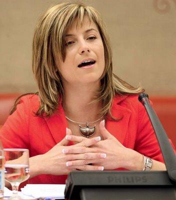 Equality Minister Bibiana Aído Almagro